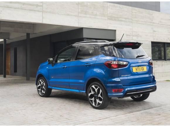 Nuevo Ford EcoSport 2018, renovado y más dinámico