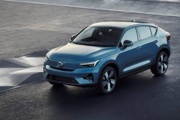 Nuevo Volvo C40: la marca sueca aumenta su gama con un SUV coupé eléctrico