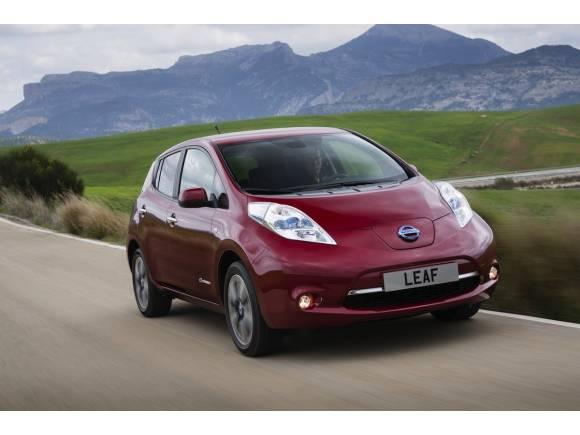 El coche eléctrico Nissan Leaf, a un precio de 15.900 € hasta el 31 de octubre