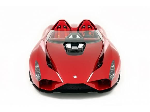Ken Okuyama Cars presenta el Kode57