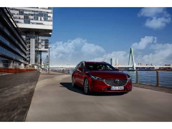 Madrid Auto 2018: nuevos Mazda 6 Signature y Mazda 2 Black Tech Edition