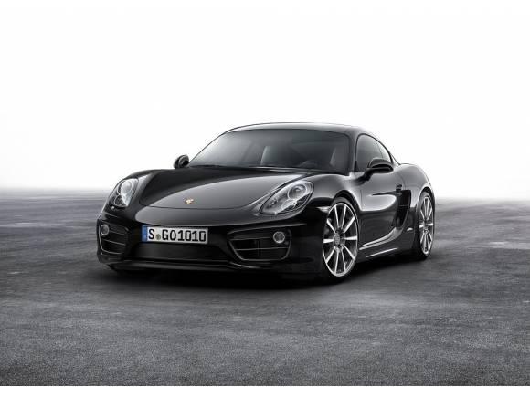 Porsche Cayman Black Edition, serie especial desde 66.483 euros