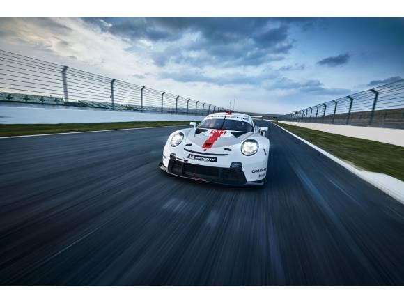 Nuevo Porsche 911 RSR, para volver a ser campeones