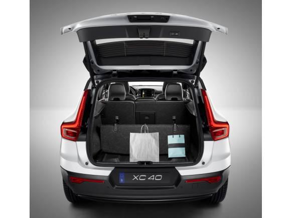 Volvo XC40 T4 Twin Engine: el segundo motor híbrido enchufable para el SUV