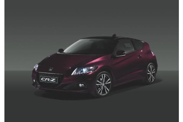 El deportivo híbrido Honda CR-Z aumenta su potencia