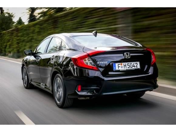 Comprar coche nuevo: encuentra tu Honda Civic