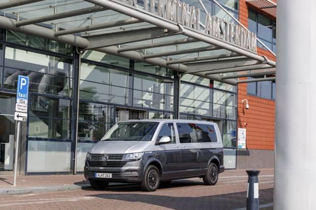 Nuevo Volkswagen Bulli T6.1: con lo último en tecnología