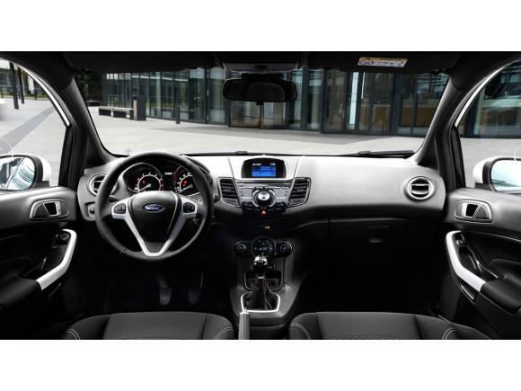 Black y White: las nuevas ediciones para el Ford Fiesta y Ka