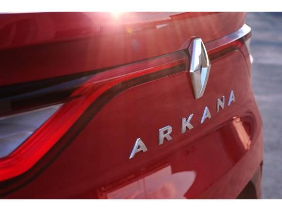 Renault Arkana 2019, el nuevo SUV secreto