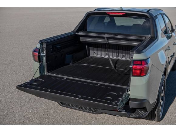Hyundai Santa Cruz: sale a la luz el primer pick-up de la marca coreana