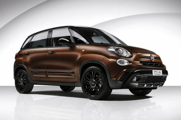 Nuevo Fiat 500L S-Design, el cuarto integrante
