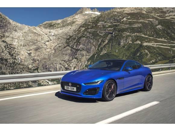 Jaguar F-Type: llega el restyling con un precio de salida de 70.600 euros