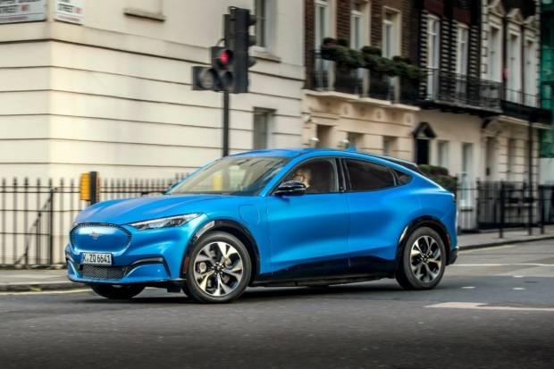 El Ford Mustang Mach-E ya tiene precios para España: desde 48.473 euros