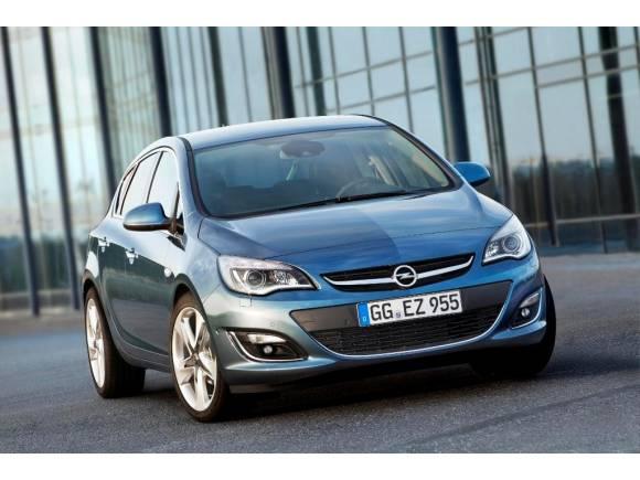 Opel astra 1 6 sidi nuevo motor turbo de gasolina - Opel astra 5 puertas ...