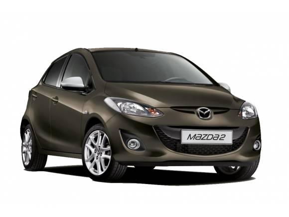 Nuevos Mazda 2, 5 y MX-5 Sakura