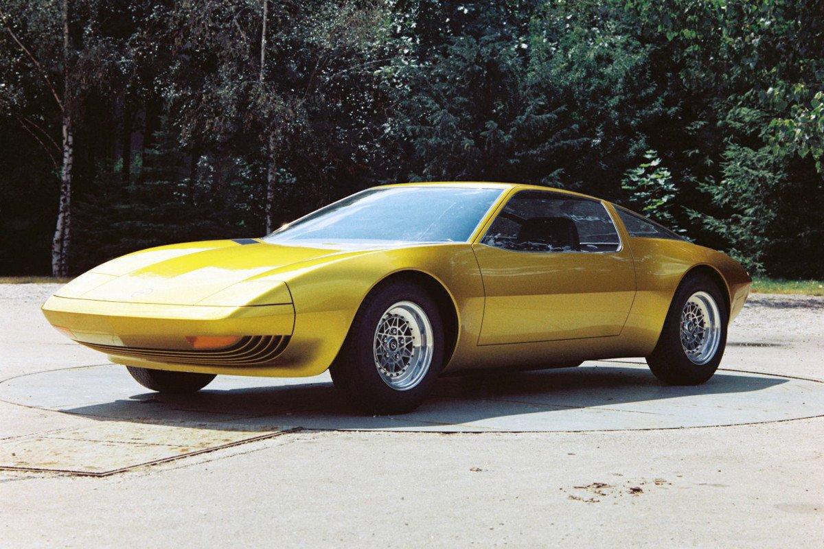 Opel Genève Concept