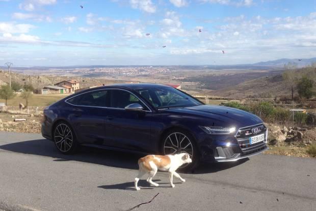 Prueba Audi S7