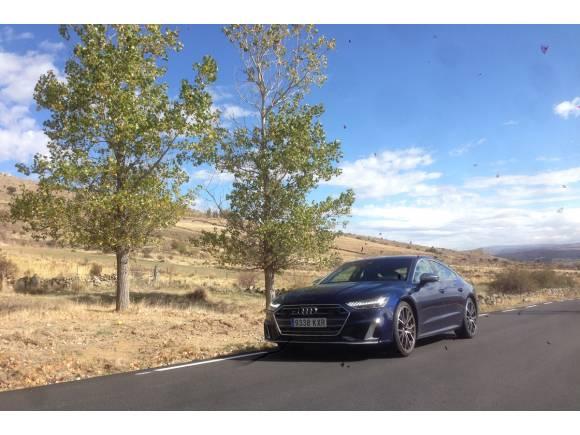 Prueba Audi S7 Sportback TDI quattro, 700 Nm de poderío