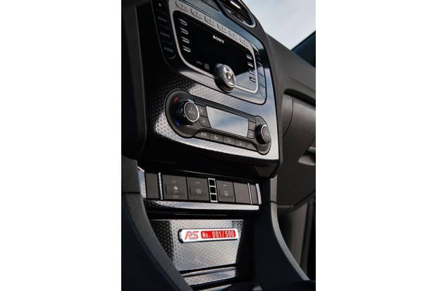 Ford Focus RS500: Un Focus de colección