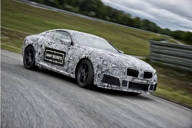 BMW M8 2018: el que faltaba