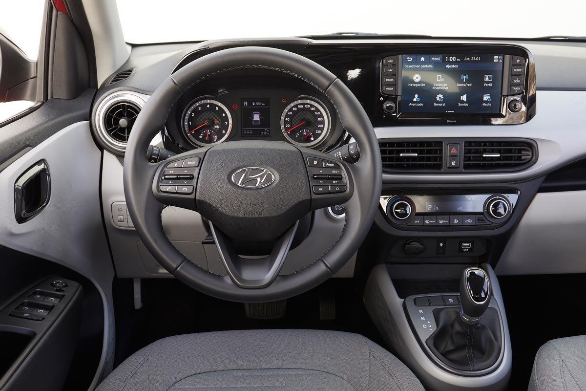 Prueba Hyundai i10