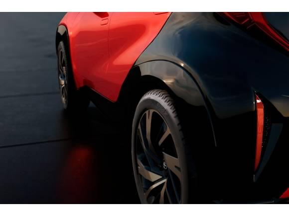 El Toyota Aygo X llegará a producción y se presentará en noviembre