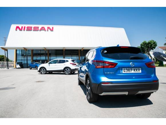 Nuevo motor diésel 1.7 dCi para el Nissan Qashqai