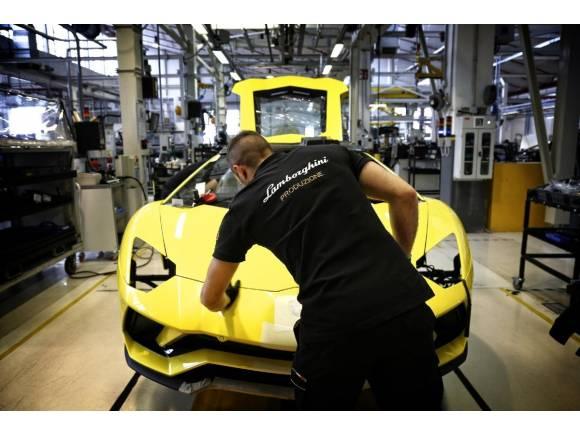 Lamborghini echa el cierre hasta el 25 de marzo por el coronavirus