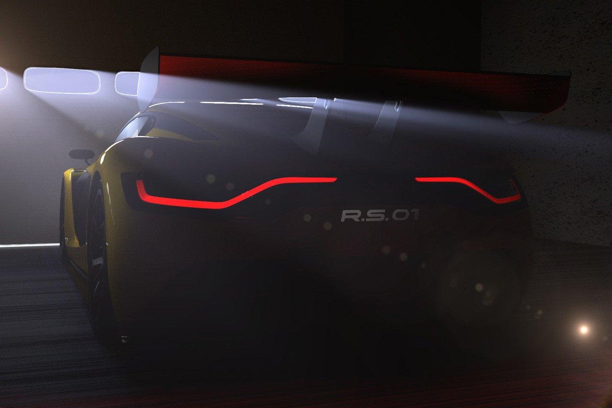Nuevo Renault Sport R S 01 Renderings 2014: Video Renault Sport R.S. 01: El Próximo Coche De Carreras