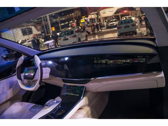 Los coches más raros del Salón de Pekín