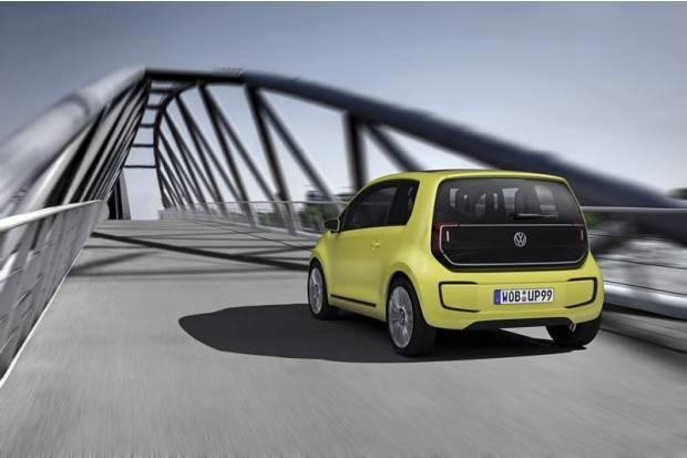 Volkswagen E-Up!, el escarabajo del siglo XXI se presenta en el Salón de Frankfurt