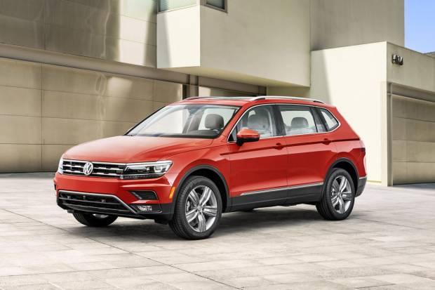 El nuevo Volkswagen Tiguan Allspace llegará en verano