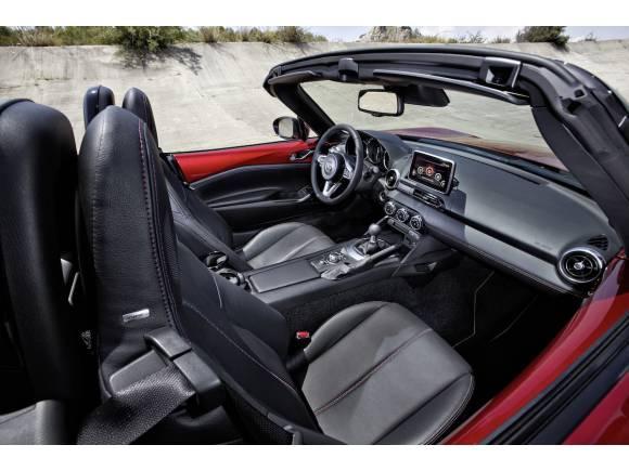 Nuevo Mazda MX-5 2015, prueba y opinión