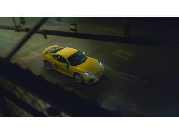Nuevos Porsche 718 Spyder y 718 Cayman GT4