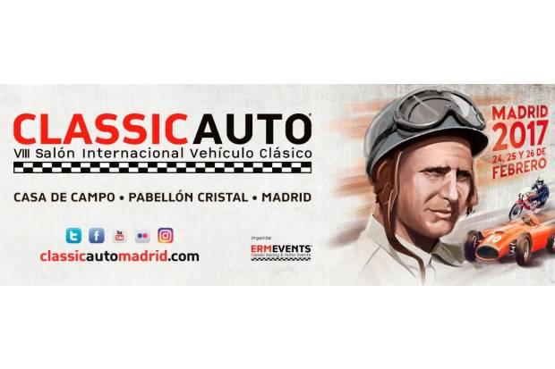 No te pierdas ClassicAuto Madrid