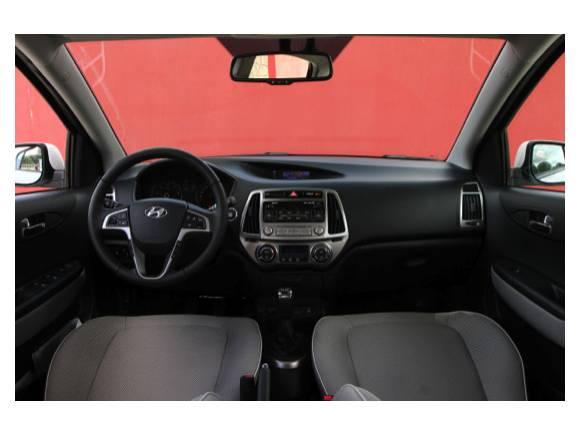 Prueba: nuevo Hyundai i20, el utilitario de menor consumo