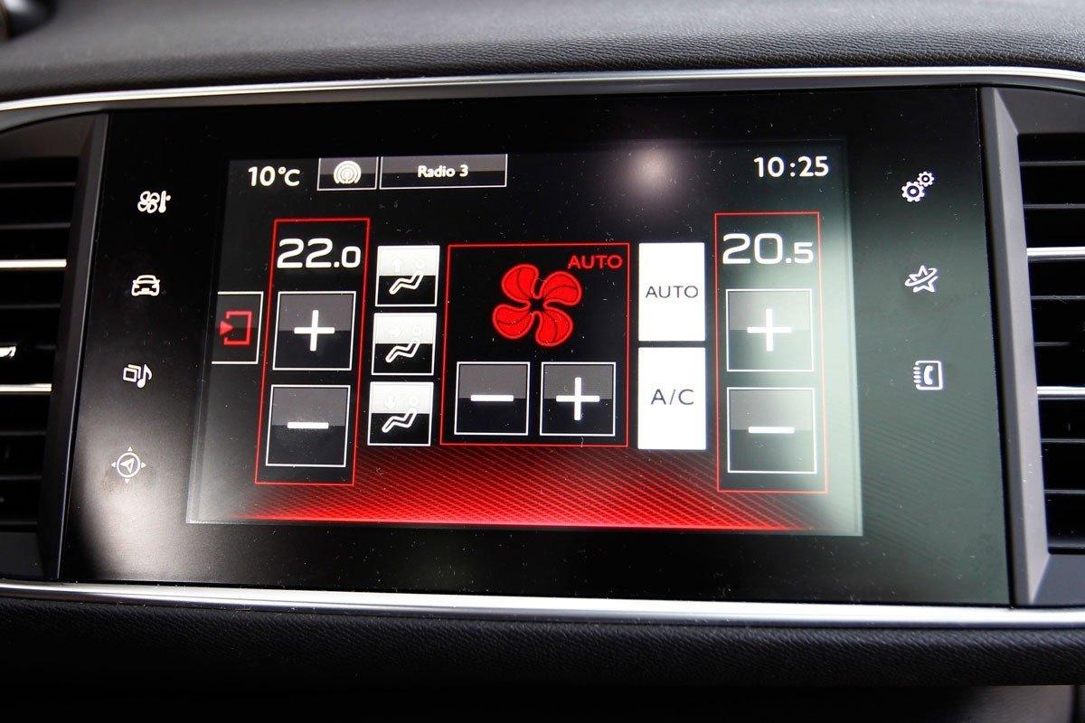 Prueba Peugeot 308 GT Line