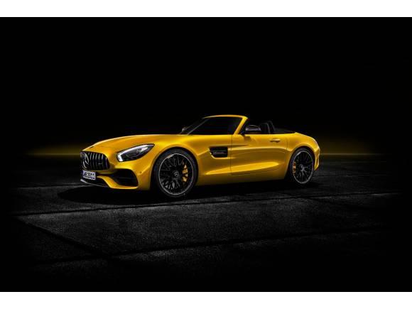 Nuevo Mercedes-AMG GT S Roadster, el tercero de la familia