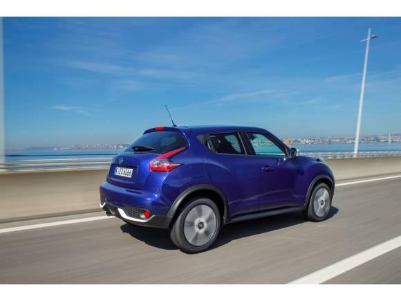 Prueba Nissan Juke 1.6 DIG-T N-Connecta: a un nuevo nivel