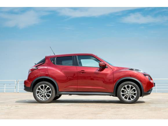prueba nissan juke 1 6 dig t n connecta a un nuevo nivel. Black Bedroom Furniture Sets. Home Design Ideas
