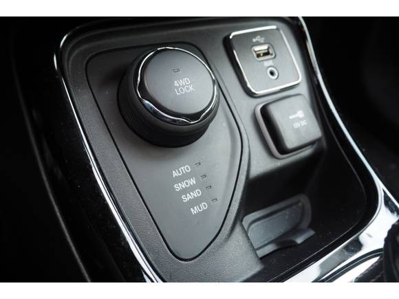 Prueba Jeep Compass, el SUV compacto con esencia 4x4