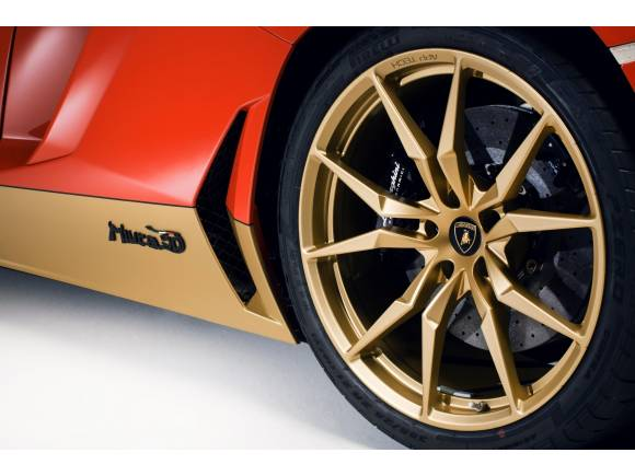 Lamborghini Aventador Miura Homage: sólo 50 para todo el mundo