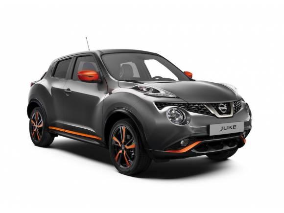 Nissan Juke 2018, con mejoras de diseño y equipamiento