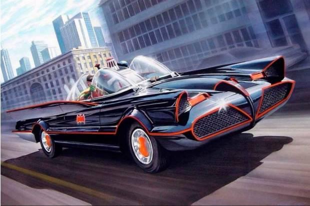 Batmobile, el coche de Batman