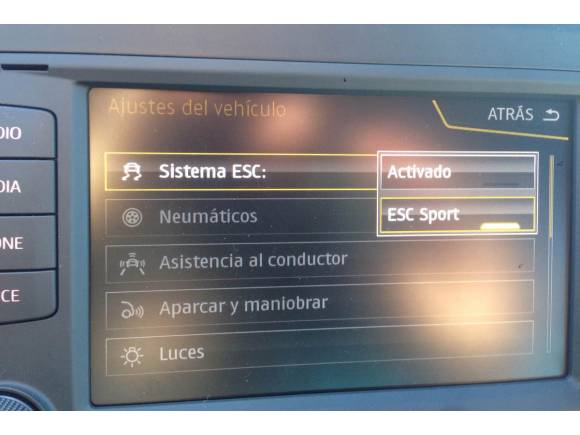 Prueba: Nuevo Seat Ibiza Cupra 2015, con 192 CV