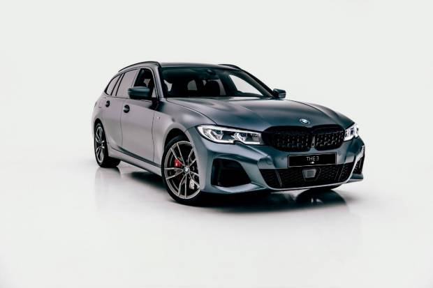 BMW M340i xDrive Touring 'First Edition': familiar, exclusivo y deportivo