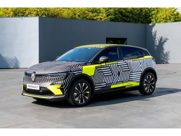 Nuevo Renault Mégane e-tech Electric: primer vistazo al compacto eléctrico francés