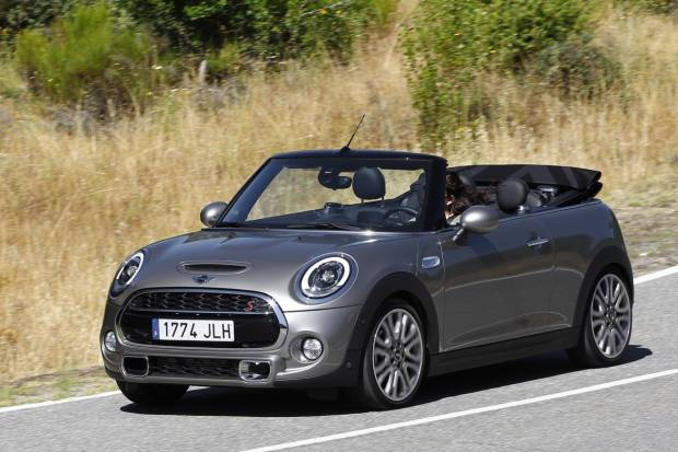 ¿Es el Mini Cooper S el mejor Mini Cabrio?