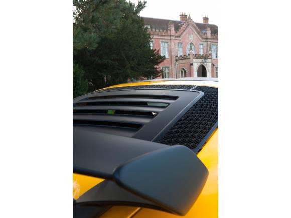 Nuevo Lotus Exige Sport 350, más ligero y más rápido