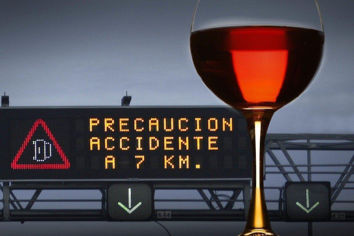 Alcohol conducción